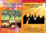 DVD Series 560 & Book The Sacred Quest