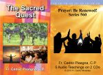 CD Series 560 & Book The Sacred Quest