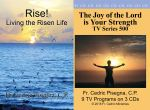 CD Series 500 & Book Rise!: Living the Risen Life