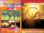 DVD Series 650 & Book Sacred Quest