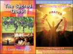 CD Series 650 & Book Sacred Quest