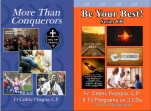 CD Series 730 & Book Live Passionately!