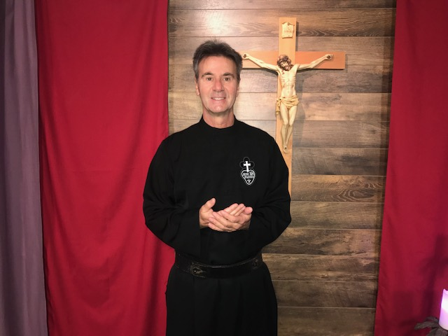 Father Cedric Pisegna Ministries- Houston Texas - www